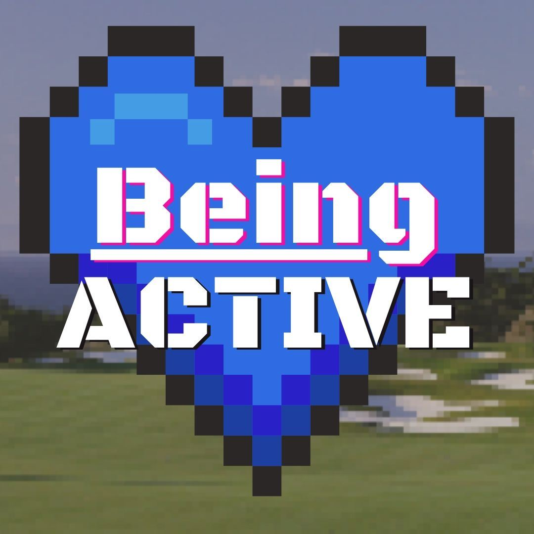 """Being Active"""