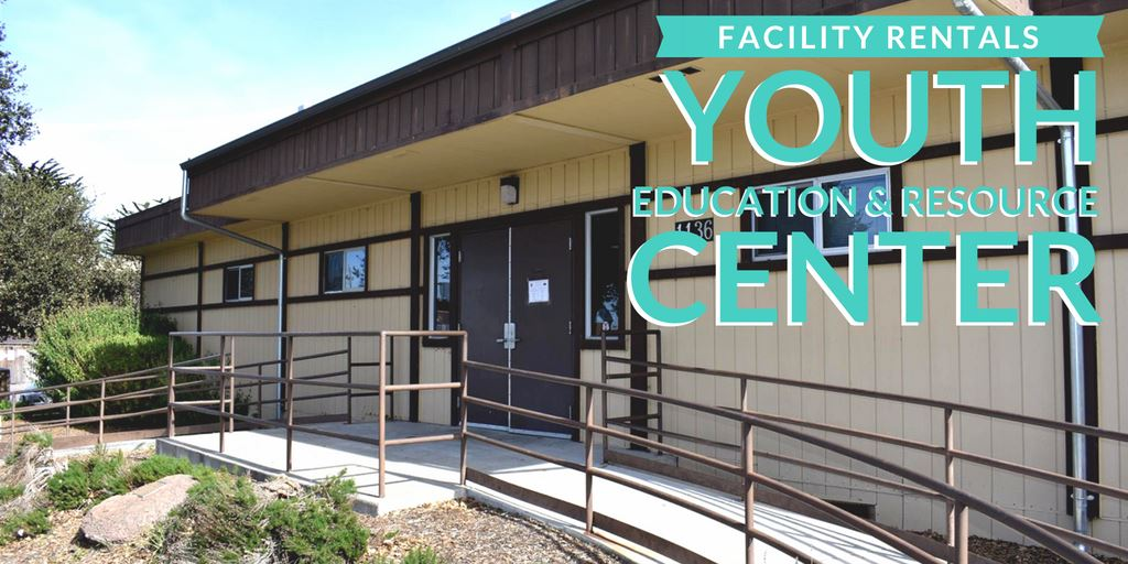 Youth Education Center Rental Flyer