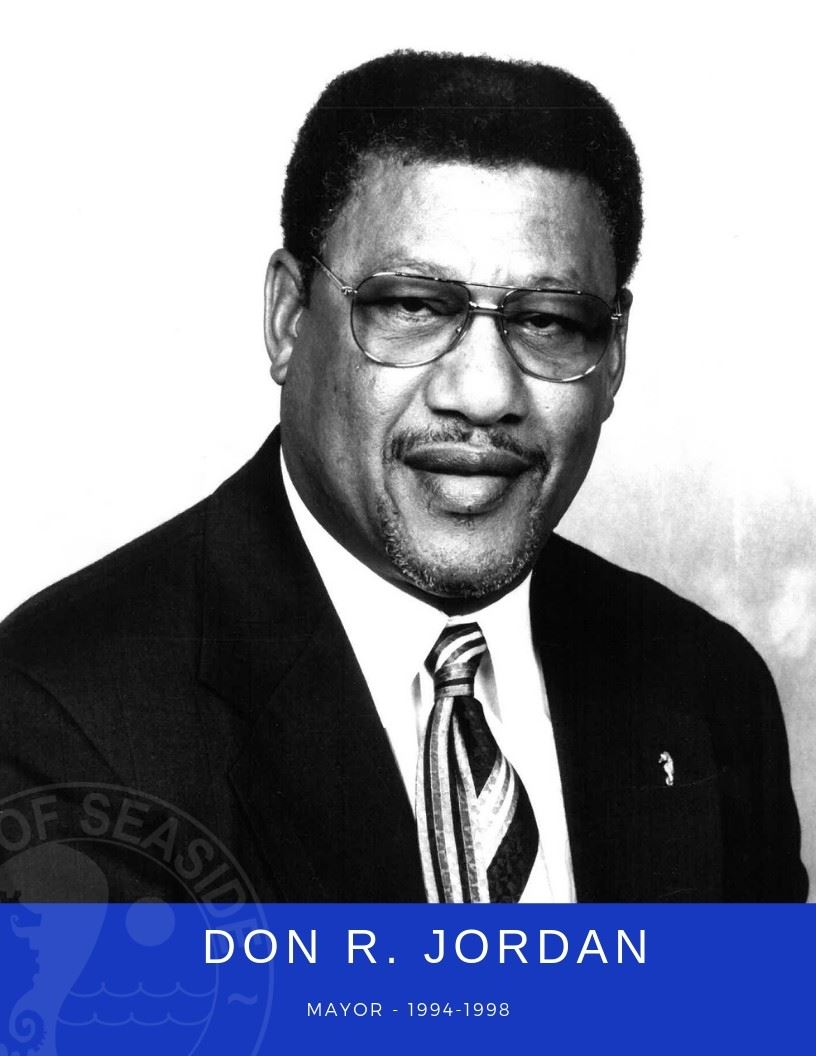 Photo of Mayor Don Jordan