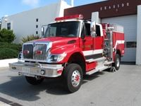 2004 Pierce Hawk Type III Fire Engine