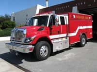 2009 Pierce Medium Rescue